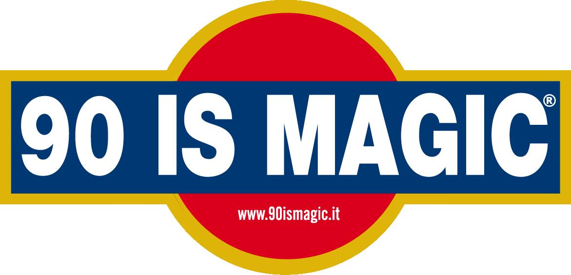 90 Is Magic | La Festa Anni '90